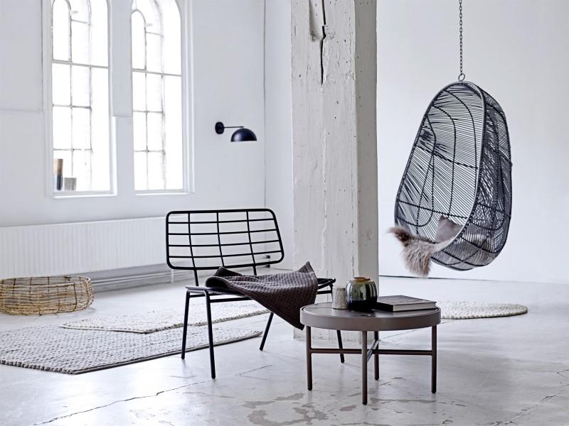 Comfortabele hangstoel lionshome